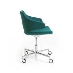 Meraviglia MV3 | Task chairs | Luxy