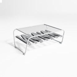 DozeQuinze Low Table | Side tables | GANDIABLASCO