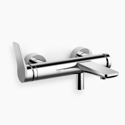 Lissé - Single-lever bath mixer | Shower taps / mixers | Dornbracht