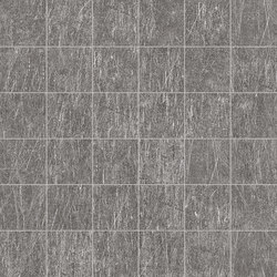Metal.It Mosaico Black Nickel | Ceramic mosaics | EMILGROUP
