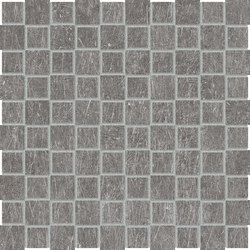Metal.It Mosaico Tip Tap Black Nickel | Mosaïques céramique | EMILGROUP