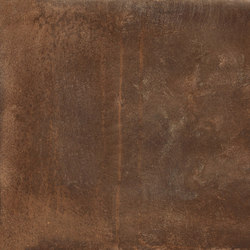 Metal Style Corten | Carrelage céramique | EMILGROUP