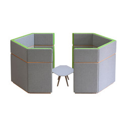 Coden | Modular seating systems | Thomas Montgomery Ltd