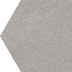 +3 Esagona Grigio | Piastrelle ceramica | EMILGROUP