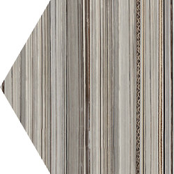 +3 Paper Esagona Grigio | Baldosas de cerámica | EMILGROUP