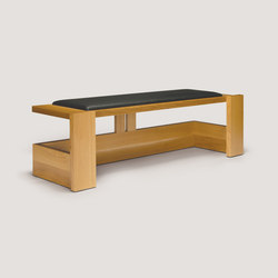 knucklehead bench | Waiting area benches | Skram