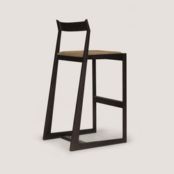 lineground #2 stool | Sgabelli bar | Skram