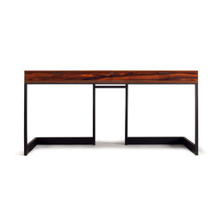 wishbone drawer desk | Escritorios individuales | Skram