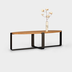 piedmont elliptical low table | Mesas de centro | Skram