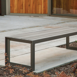 Dash Bench | Exterior benches | Forms+Surfaces®