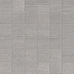 Stone Project Falda Mosaico Grey | Mosaicos de cerámica | EMILGROUP