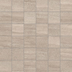 Stone Project Falda Mosaico Sand | Ceramic mosaics | EMILGROUP