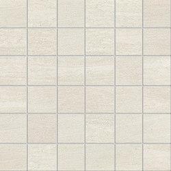 Stone Project Falda Mosaico White | Mosaïques | EMILGROUP