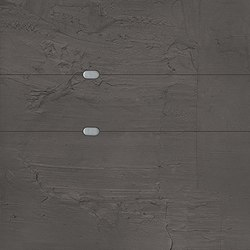 99 Volte Button Nero Opaco | Tiles | EMILGROUP