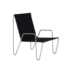 Panton Bachelor Chair | black coal | Gartensessel | Montana Møbler