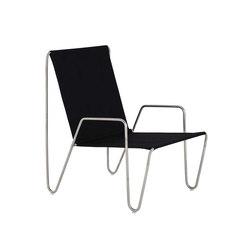 Panton Bachelor Chair | black coal | Garden armchairs | Montana Møbler
