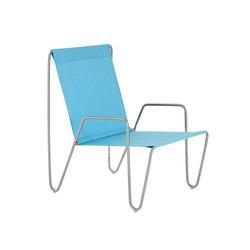Panton Bachelor Chair | artic blue | Garden armchairs | Montana Møbler