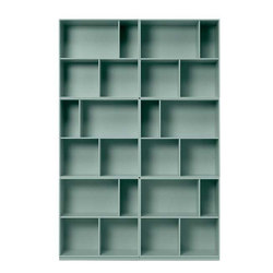 Montana Read | Green Tea | Shelving | Montana Furniture