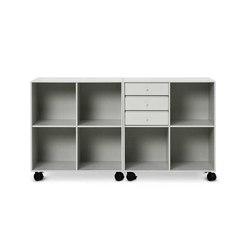 Montana Shelving System | Composition example | Estantería | Montana Furniture