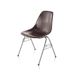 Eames Molded Fiberglass Side Chair | Chaises de restaurant | Herman Miller