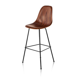 Eames Molded Wood Stool | Sgabelli bar | Herman Miller