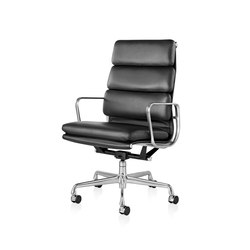 Eames Aluminum Group Soft Pad Executive Chair | Chairs | Herman Miller