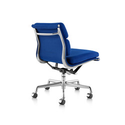 Eames Aluminum Group Soft Pad Management Chair | Chaises cadres | Herman Miller
