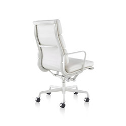 Eames Aluminum Group Soft Pad Executive Chair | Chaises de direction | Herman Miller