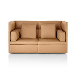 Module Lounge Seating with Privacy Back | Sofás lounge | Herman Miller