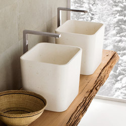 DUO B3437 | Wash basins | NEUTRA by Arnaboldi Angelo