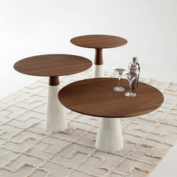 LEAF WSL | Side tables | NEUTRA by Arnaboldi Angelo