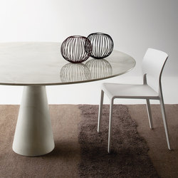LEAF SL 140 | Restaurant tables | NEUTRA by Arnaboldi Angelo