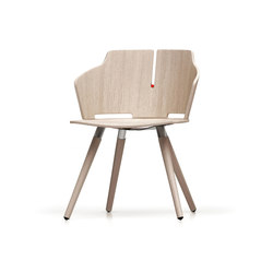 Prima PR2 | Visitors chairs / Side chairs | Luxy