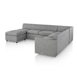 Bevel Sofa | Divani lounge | Herman Miller