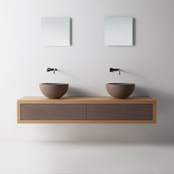 MOODY MDI1505030 | Vanity units | NEUTRA by Arnaboldi Angelo