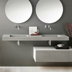 SQUARE Tailor | Wash basins | NEUTRA by Arnaboldi Angelo