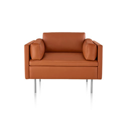 Bolster Club Chair | Poltrone lounge | Herman Miller