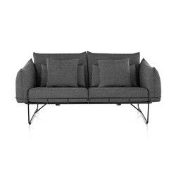 Wireframe Sofa 2-seat | Lounge sofas | Herman Miller