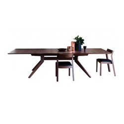Cross extending table | Tavoli conferenza | Case Furniture