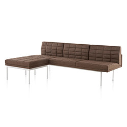 Tuxedo Component Lounge Sofa | Lounge sofas | Herman Miller