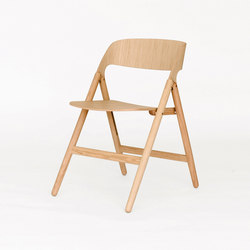 Narin Folding Chair | Chaises | Case Furniture