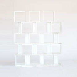 Particle shelving | Scaffali | Case Furniture