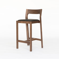 Profile Bar Stool | Sgabelli bancone | Case Furniture