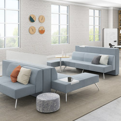 Pairings | Modular seating systems | Kimball Office