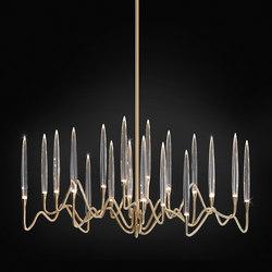 IL PEZZO 3 CHANDELIER | Ceiling suspended chandeliers | Il Pezzo Mancante