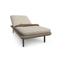 Babylon day-bed | Sun loungers | Varaschin