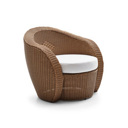 Bolero lounge chair | Gartensessel | Varaschin