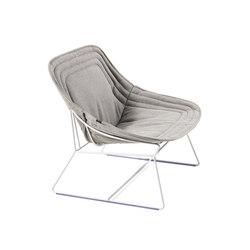 Chapeau chaise lounge | Gartensessel | Varaschin