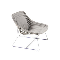 Chapeau chaise lounge | Poltrone da giardino | Varaschin