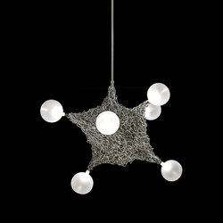 Asteroide pendant 7 | General lighting | HARCO LOOR